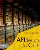 API Design for C++, Reddy, Martin, 0123850037