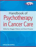 Handbook of Psychotherapy in Cancer Care, , 0470660031
