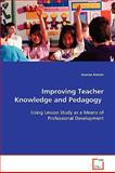 Improving Teacher Knowledge and Pedagogy, Antrim, Joanne, 3639060032