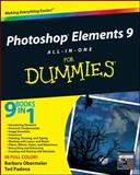 Photoshop Elements 9 All-in-One for Dummies, Barbara Obermeier and Ted Padova, 0470880031