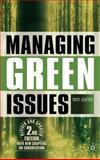 Managing Green Issues, Curtin, Tom, 023050003X
