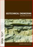 Geotechnical Engineering, Lancellotta, Renato, 0415420032