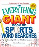 The Everything Giant Book of Sports Word Searches, Charles Timmerman, 1440500037