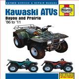 Kawasaki ATVs Bayou and Prairie, Alan Ahlstrand, 1620920034