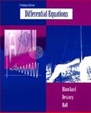 Differential Equations, Blanchard and Devaney, 0534950043
