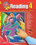 Reading, Grade 4```, Carole Gerber and Carson-Dellosa Publishing Staff, 1561890049