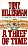 A Thief of Time, Tony Hillerman, 0061000043