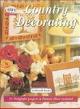 Country Decorating, Craftworld Books Editors, 1876490047