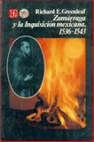 Zumarraga y la Inquisicion Mexicana, Greenleaf, Richard E., 9681630041