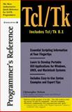 TCL/TK Programmer's Reference, Christopher Nelson, 0072120045