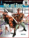 Comic Artist's Photo Reference Men and Boys, Buddy Scalera, 1600610048