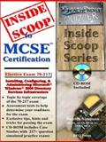 InsideScoop to MCP/MCSE Certification : Microsoft Windows 2000 Directory Services Infrastructure Exam 70-217, Simpson, Patrick, 1590950046