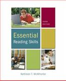 Essential Reading Skills, McWhorter, Kathleen T., 020554004X
