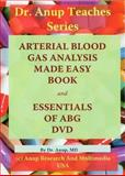 ABG - Arterial Blood Gas Analysis Book with DVD - Essentials of ABG_ DN1. 10, Anup, A. B., 1603350047