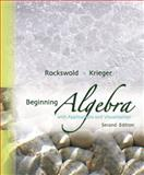 Beginning Algebra with Applications and Visualization, Rockswold, Gary K. and Krieger, Terry A., 0321500040