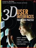 3D User Interfaces : Theory and Practice, Bowman, Doug A. and Kruijff, Ernst, 0321980042