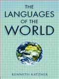 The Languages of the World, Kenneth Katzner, 0415250048