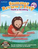Kumon Summer Review and Prep 4-5, Kumon Publishing, 4774300047