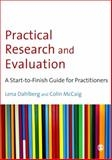Practical Research and Evaluation : A Start-to-Finish Guide for Practitioners, , 184787004X