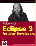 Professional Eclipse 3 for Java Developers, Berthold Daum, 0470020059