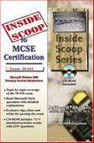 InsideScoop to MCP/MCSE Certification : (with CD Exam): Microsoft Windows 2000 Directory Services Infrastructure Exam 70-219, Shapiro, Jeffrey, 1590950054