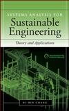 Systems Analysis for Sustainability Engineering : Theory and Applications, Chang, Ni-Bin, 0071630058