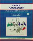 Office Management : A Productivity and Effectiveness Guide, Haddock, Patricia and Manning, Marilyn, 1560520051