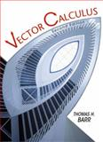 Vector Calculus, Barr, Thomas H., 0130880051