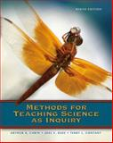 Methods for Teaching Science as Inquiry, Carin, Arthur A. and Bass, Joel E., 0131180053