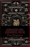 Edición Del Español de M, Tim Simpson, 1494970058