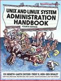 UNIX and Linux System Administration Handbook, Nemeth, Evi and Whaley, Ben, 0131480057