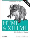 HTML and XHTML, Chuck Musciano and Bill Kennedy, 1600330053
