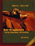 Soil Properties : Testing, Measurement, and Evaluation, Liu, Cheng and Evett, Jack B., 0130930059