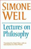 Lectures on Philosophy, Weil, Simone, 052122005X