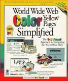 Web Yellow Pages Simplified, Maran, Ruth, 0764560050