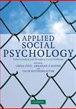 Applied Social Psychology : Understanding and Managing Social Problems, , 0521690056