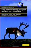 Large Herbivore Ecology, Ecosystem Dynamics and Conservation, , 0521830052