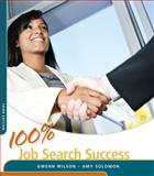 100% Job Search Success, Wilson, Gwenn, 1285430050