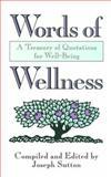 Words of Wellness, , 1561700053