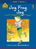 Jog, Frog, Jog, Barbara Gregorich, 0887430066