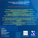 Iccc'11, Iceeei'11, Icacm'11,ic-Ssse-dc'11, Icm-cts'11, Acmos'11, Tele-info'11, Mino'11, Sip'11 : CD-ROM Proceedings,, 1618040065
