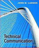 MyTechCommLab with E-Book Student Access Code Card for Technical Communication (Standalone), Lannon, John M., 0205680062