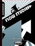 Flow Studies for Euphonium, Vining, David, 1935510061