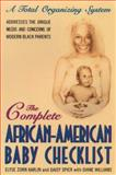 The Complete African-American Baby Checklist, Daisy Spier and Diane Williams, 0380800063