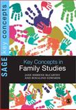 Key Concepts in Family Studies, Edwards, Rosalind A. and McCarthy, Jane Ribbens, 141292006X