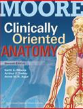 Moore Clinically Oriented Anatomy 7E Text and Moore's Clinical Anatomy Review, Powered by PrepU Package, Lippincott Williams & Wilkins Staff, 146983006X