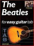 The Beatles for Easy Guitar Tab, Hal Leonard Publishing Corporation, 0634000063