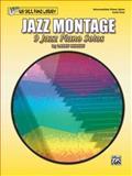 Jazz Piano Library Jazz Montage 9 Jazz Piano Solos, Minsky, 0757910068