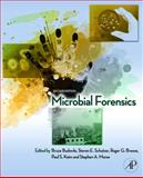 Microbial Forensics, Budowle, Bruce and Schutzer, Steven E., 0123820065
