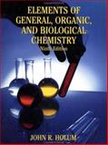 Elements of General and Biological Chemistry, Holum, John R., 0471310069